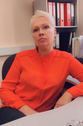 Мартынова Светлана Юрьевна