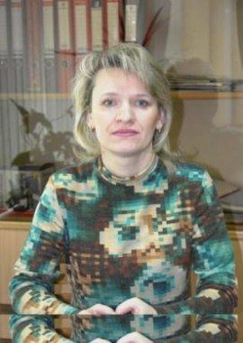 Меньшикова Виктория Карловна