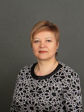 Новикова Людмила Анатольевна