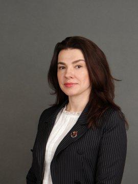Орешникова Виктория Георгиевна