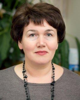 Пахарькова Нина Викторовна