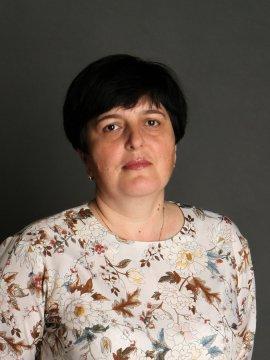Парфенова Галина Ивановна