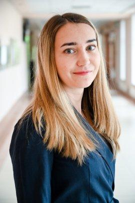 Пархоменко Елена Геннадьевна