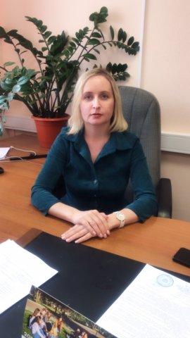 Пинясова Татьяна Владимировна