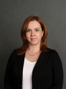 Писарева Екатерина Евгеньевна