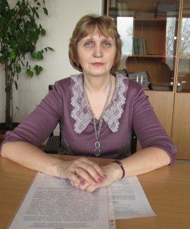 Платонова Елена Владимировна