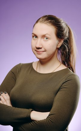 Полосухина Дарья Александровна