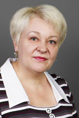 Пронина Галина Эдуардовна
