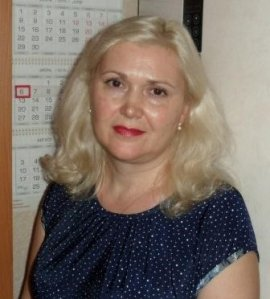 Пучкарева Евгения Валерьевна