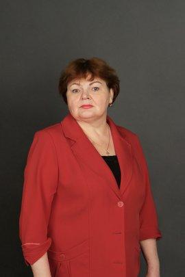 Родионова Вера Юрьевна
