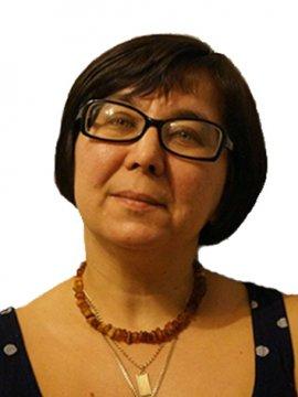 Рагозина Марина Алексеевна