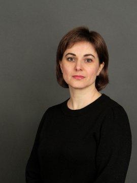 Рудой Оксана Викторовна