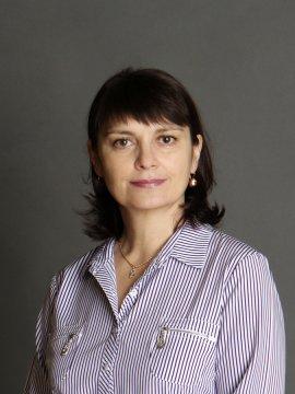 Салун Оксана Александровна