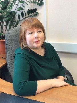 Самсонова Людмила Сергеевна