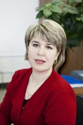 Сенюткина Ольга Евгеньевна