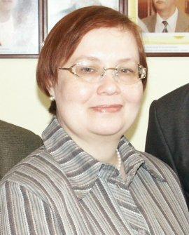 Серюкова Ирина Владимировна