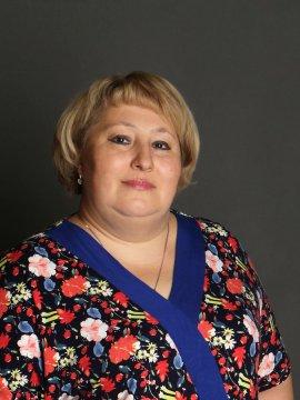 Шадрина  Евгения Николаевна