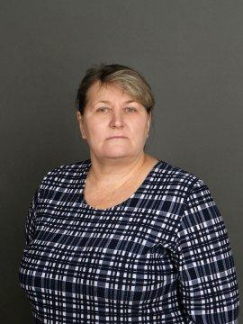 Шмальц Евгения Николаевна