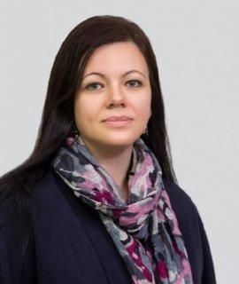 Славкина Инга Анатольевна