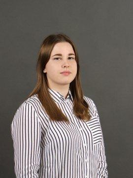 Слесарева Алина Сергеевна