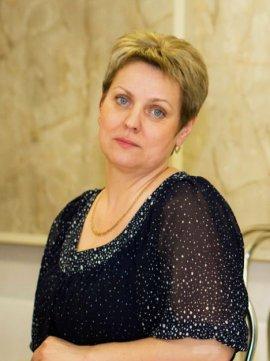 Смирнова Елена Михайловна