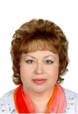 Смолина Елена Геннадьевна