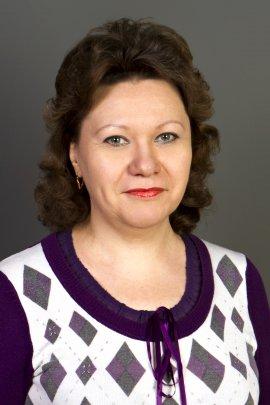 Соколова Людмила Аркадьевна