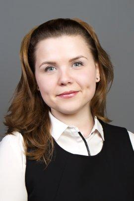Сладченко Ольга Викторовна