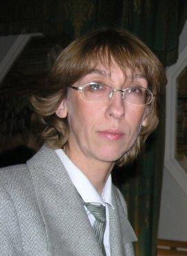 Сперанская Алевтина Николаевна
