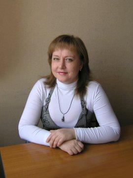 Степанова Инга Юрьевна