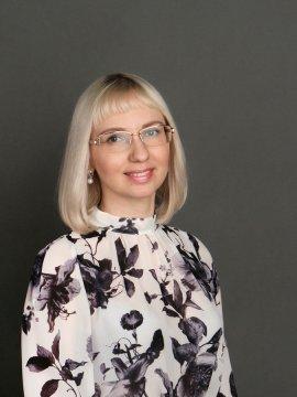 Степанова Юлия Эдуардовна