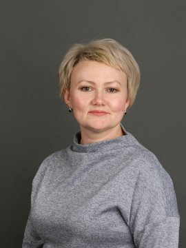 Верт Ольга Владимировна