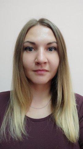 Яшина Ирина Валерьевна