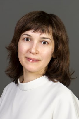 Журавлева Валентина Рустэмовна