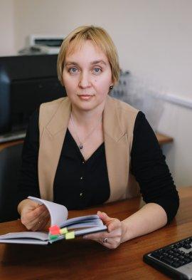 Колмогорова Анастасия Владимировна
