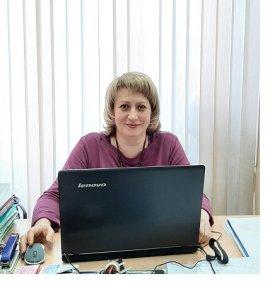 Сергачева Ольга Матвеевна