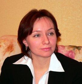 Севастьянова Елена Павловна